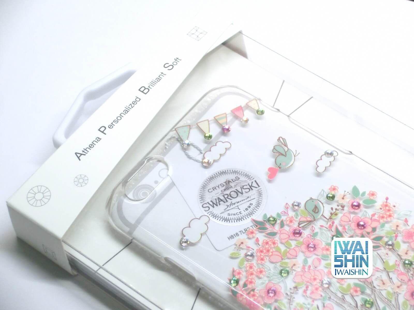 APBS 施華洛世奇 IPhone 6 保護殼5733
