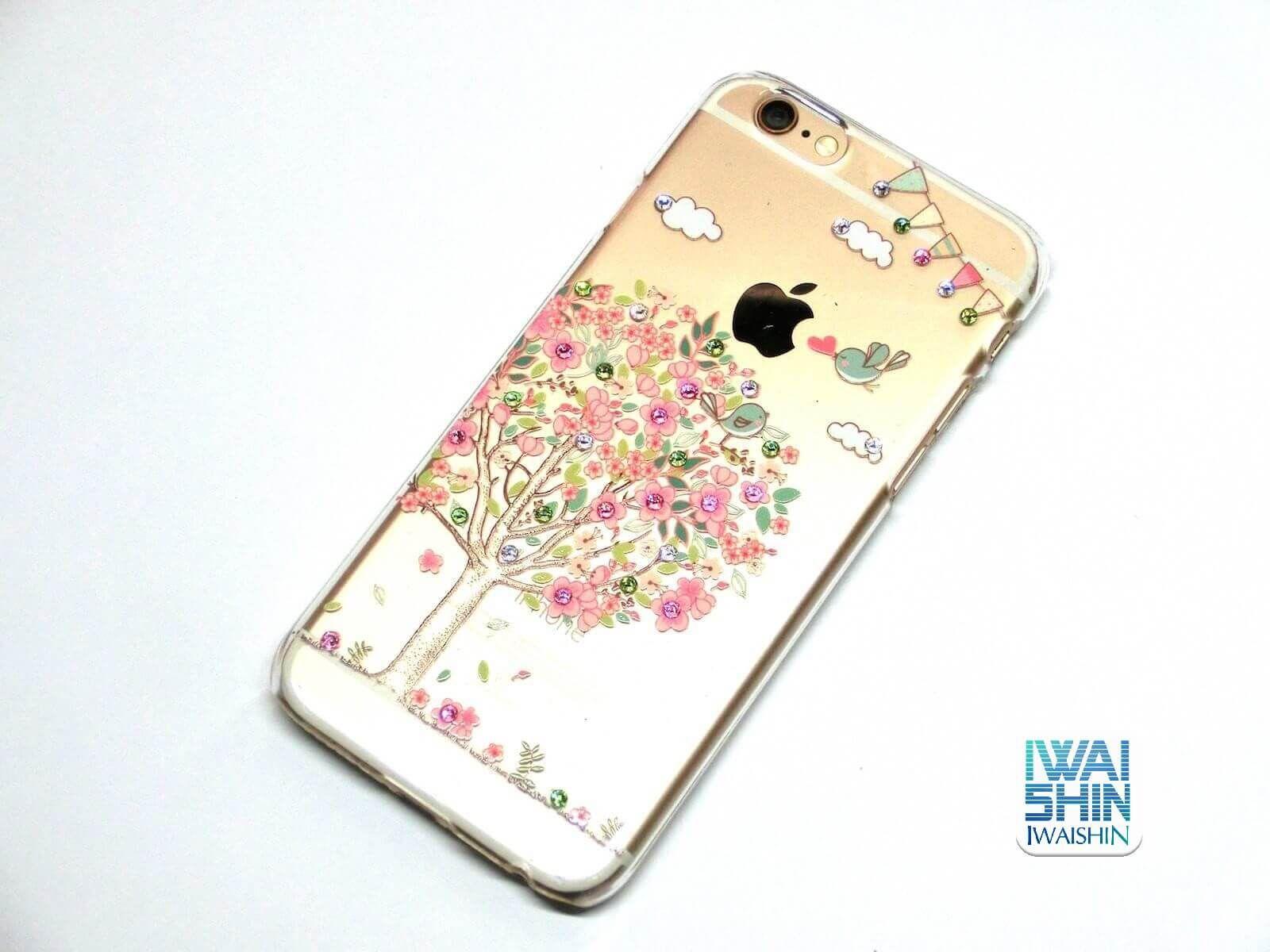 APBS 施華洛世奇 IPhone 6 保護殼5740