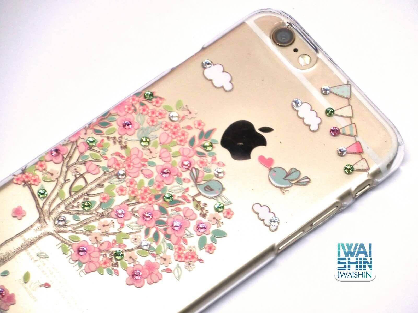 APBS 施華洛世奇 IPhone 6 保護殼5741