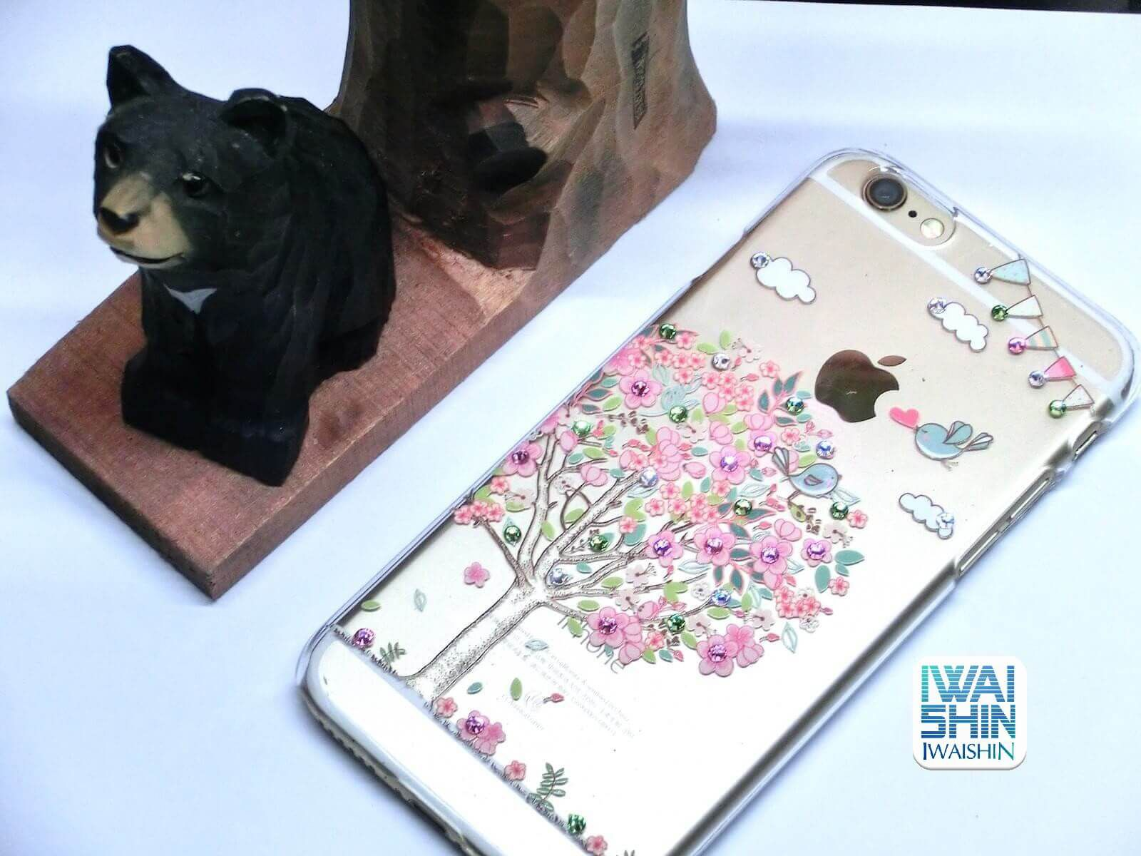 APBS 施華洛世奇 IPhone 6 保護殼5743