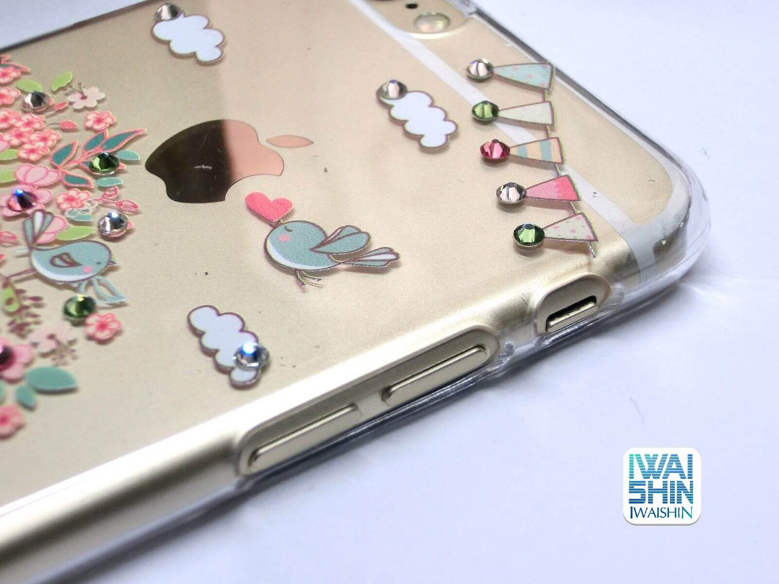 APBS 施華洛世奇 IPhone 6 保護殼5747