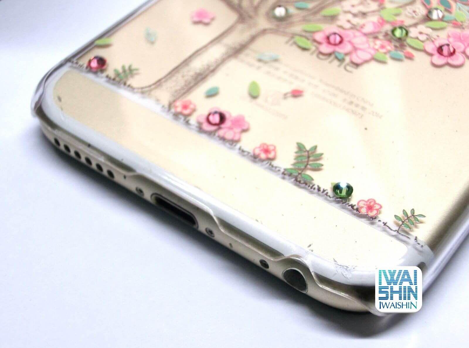 APBS 施華洛世奇 IPhone 6 保護殼5748