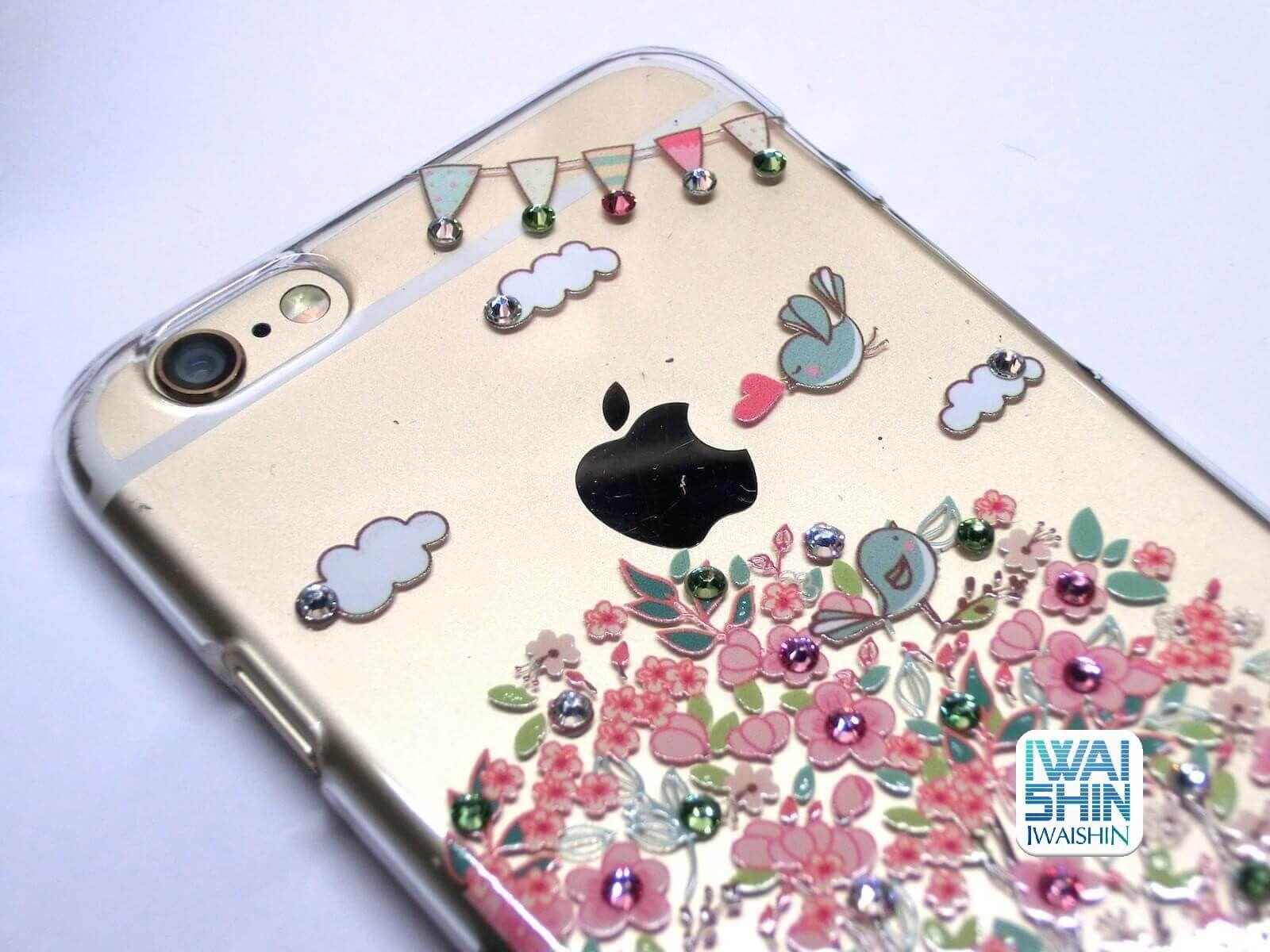 APBS 施華洛世奇 IPhone 6 保護殼5753